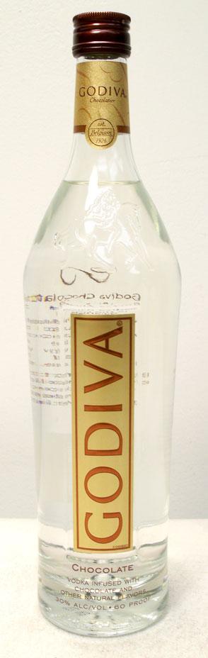 godiva chocolate vodka
