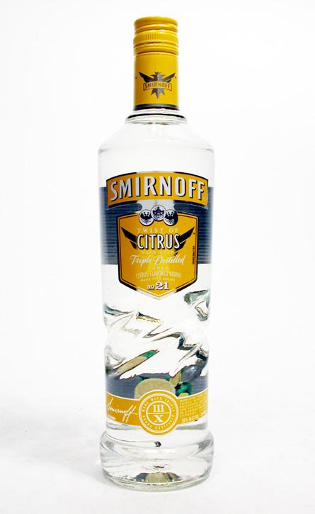 Triple Filtered Smirnoff