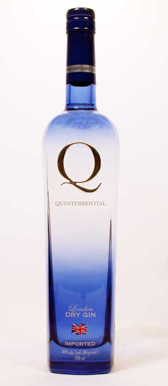 Q Quintessential Gin