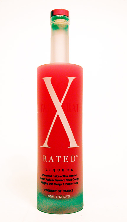 X Rated Kylie Thrills Fans In Knee High Leather Boots: X RATED LIQUEUR